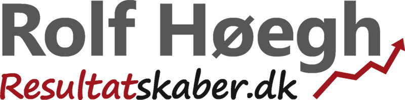 Resultatskaber – Rolf Høegh