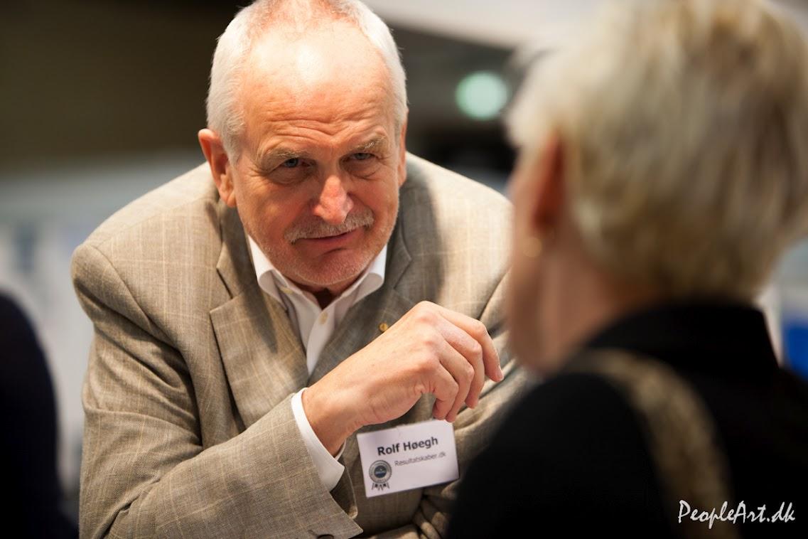 Få virksomhedssparring eller personlig rådgivning af Rolf Høegh